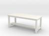 Printle Table basse 01- 1/24 3d printed