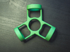 The Fusion - Fidget Spinner 3d printed
