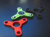 The Trama - Fidget Spinner 3d printed