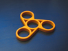 The Askew - Fidget Spinner 3d printed