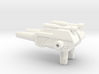 Titans Return: ChromeDome pistol 2.0 3d printed