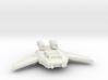 Ubi Gunship 3d printed
