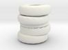 Printle  Thing Tires - 1/24 3d printed