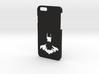 Iphone 6 Batman 3d printed