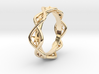 Ring Of Hoshi 14.1 mm Size 3 fixed 3d printed