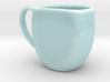 Celadon Selfies Right Espresso Mug (Right Handle) 3d printed