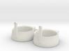 SMIT BRONCO nozzle (2pcs) 3d printed
