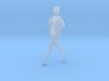 Mini Sexy Woman 031 1/64 3d printed