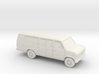 1/72 1975-91 Ford E-Series Van Extended 3d printed