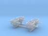 1/700 RN WW2 HACS MKII Open (4) 3d printed 1/700 RN WW2 HACS MKII Open (4)
