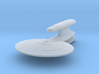 Challenger Class 1/7000 Attack Wing 3d printed
