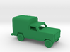 1/144 Scale Dodge Pickup Coverd M880 3d printed