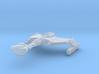 Klingon 'Warbird' (Kelvin Timeline) 1/7000 3d printed