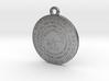 Horsetooth Mountain Benchmark Keychain 3d printed