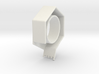 honeycomb tape dispenser 3d printed