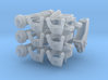 Tsunami Squad Upgrade Kit 2.0 (Full) 3d printed