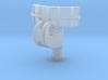 SJ surface search Radar 1/96 3d printed