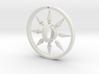 Light earrings 3d printed