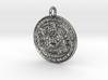 Mayan Majix Pendant FF 3d printed