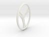 Steering Wheel V2 1/12 3d printed
