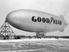 K Ship with Mobile Mooring Mast 3d printed 1947 and a K Ship as the Goodyear Puritan.  photo: Goodyear