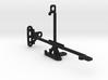 QMobile Noir LT600 tripod & stabilizer mount 3d printed