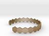Geometric Hex Bracelet S-XL 3d printed