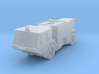 1:144 Scale Oshkosh P-19 Fire truck 3d printed