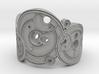 Dr. Who Gallifreyan Ring 3d printed