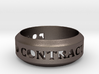 Rowland Contracting Ring 3d printed