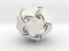 Icosa-ducov (no holes) 3d printed