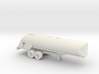 1/144 Scale USAAF Airfield Tanker Trailer 3d printed