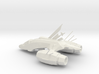 Printle Galactic Starship 3d printed