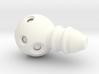 Moon Phone Dust Plug 3d printed