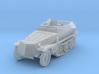 PV157C Sdkfz 250/1 SPW (1/87) 3d printed