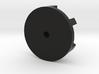 Broadcaster wheel for salt spreader 3d printed