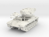 MG144-US02D M60A1 MBT (Seachlight and Smoke) 3d printed