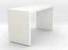 Square folding  table 3d printed