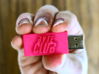 Byte Club Flash Drive Case 3d printed