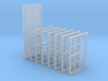 Shed On30 Windows & Door 01 X06 3d printed