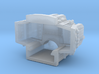 1/2256 Revell Venator Nose 3d printed