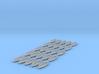 Oscale RowBoatpaddles V2 25ea 3d printed