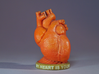 Valentine's Heart - 'My Heart is Yours' 3d printed
