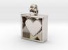 Heart Pendant 5b 3d printed