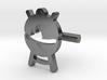 BABBQ Cufflink compact 3d printed