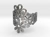 Spring  Flower Ring 3d printed