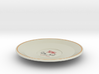 Titanic Dinner Service Saucer 3d printed