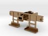 HO Scale Foot Board Pilot Beam 3d printed