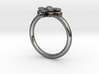 Delphine Ring-Size 6.5 3d printed