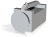 Flash Light - A 3d printed